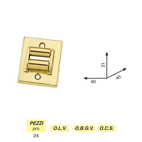 Art. 320 - Rectangular roller belt guide